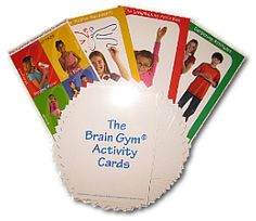 The Brain Gym® Activity Cards The Brain Gym® Activity Cards: A set of laminated 4 x 6 cards, including one for each of the 26 Brain Gym® activities, a PACE card, a 6 blank cards for photos of yo… Social Skills Activities, Movement Activities, Brain Activities, Therapy Activities, Physical Activities, Pediatric Occupational Therapy, Pediatric Ot, Brain Gym Exercises, Teach Like A Pirate