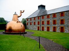 Jameson Distillery in Midleton / Irland
