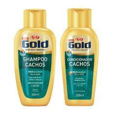 julia lopes: Resenha do shampoo e condicionador Niely Gold  par...