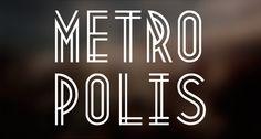 freefont, graphic, free font, inspir, metropoli 1920