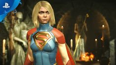 Injustice 2 – Shattered Alliances Part 3 Trailer | PS4 - YouTube