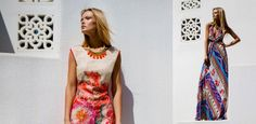 #summer_colours Summer 2014, Spring Summer, Summer Colours, Summer Collection, Dresses, Style, Fashion, Summer Colors, Vestidos