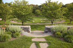 Edmund Hollander Landscape Architect - ON THE BLUFF