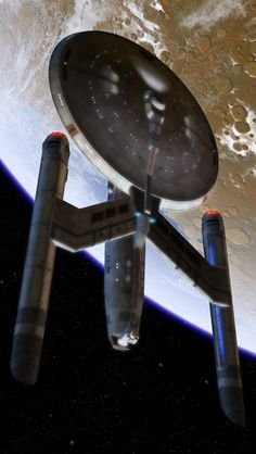 Starship Yorktown by Jetfreak-7 on deviantART
