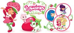 strawberry shortcake images clipart | Strawberry Shortcake | Join Strawberry and Friends in Berry Bitty City ...