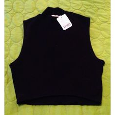 Urban Outfitters: Truly Madly Deeply Crop Tank *BLACK IS SOLD OUT ONLINE* 95% cotton, 5% spandex; brand new with tags Urban Outfitters Tops Crop Tops