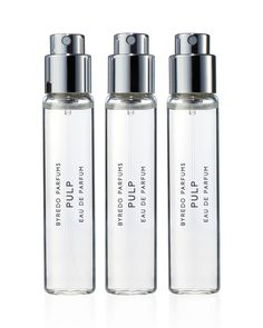 Pulp Eau de Parfum Travel Spray, 12 mL each - Byredo - Red