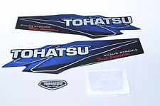 New OEM Tohatsu 25 HP Four Stroke Fuel Injection Decal Kit NOS in eBay Motors, Parts & Accessories, Boat Parts, Accessories & Gear, Decals | eBay
