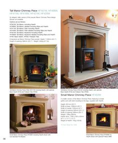 ISSUU - 48.New Fireplace Section by Haddonstone