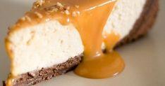 Le dessert à tester absolument : le cheesecake... au caramel au beurre salé !