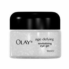 Olay Eye Gel really fabulous Olay Age Defying, Walgreens Photo, Beauty Magazine, Eye Gel, Celebrity Beauty, Beauty Review, Skin Firming, Beauty Trends, Nail Polish