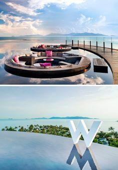 W Retreat | koh samui, thailand