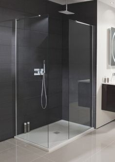 DESIGN Walk In Panel in Design | Simpsons - Shower Enclosure Products