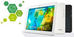 Lo mejor de la versión anterior, muchas novedades y un diseño más fino y ligero han dado lugar a la tablet BQ Edison 3. Con una reducción de más de un 10% en su peso y de casi 1 mm en grosor, la BQ Edison 3 se abre paso en el mercado de las tablets con muy buenas perspectivas.