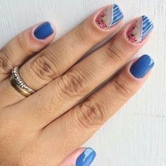 "576 Likes, 3 Comments - Unhas Criativas (@unhas.criativas) on Instagram: ""#nailsforever #nailsoftheday #nail #nailstagram #unhas #unhasdecoradas #unhaslindas #esmaltando…"""