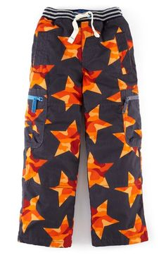 Mini Boden Lined Cargo Pants (Toddler Boys, Little Boys & Big Boys) available at #Nordstrom