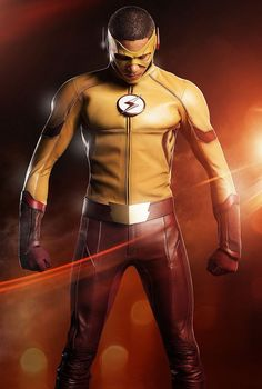 The CW has revealed the costume for actor Keiynan Lonsdale who will join the cast of The Flash this season as Kid Flash.
