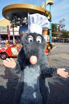 Stars n Cars Meet and Greet Disneyland Paris Disney Studios Paris Remy