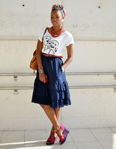 7 #Streetstyle Inspired Ways to Look Fabulous in Graphic Prints ...