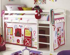 Etagenbett Verkleidung : Wanda plus w etagenbett