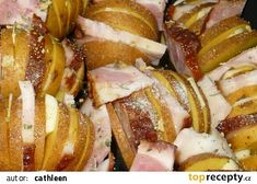 Nachystané v remosce před pečením.... Sausage, French Toast, Meat, Breakfast, Food, Morning Coffee, Sausages, Essen, Meals
