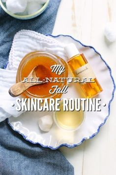 DIY All natural fall skincare routine - #diyskincare #skincare #fallskincare #naturalskincare #livesimply