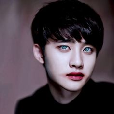 Image via We Heart It https://weheartit.com/entry/145459821/via/12533453 #exo #fanart #kpop #vampire #kyungsoo