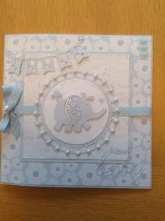 Baby girl born congratulations cards boys Ideas for 2019 Baby Girl Cards, New Baby Cards, Baby Congratulations Card, Tattered Lace Cards, Baby Shower Invitaciones, Shower Bebe, Spellbinders Cards, Baby Scrapbook, Handmade Baby