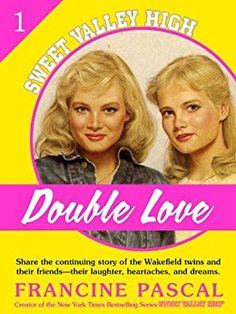 Double Love by Francine Pascal