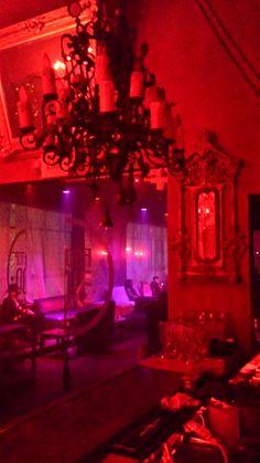 VIP ROOM AT THE MONTE CRISTO NIGHTCLUB