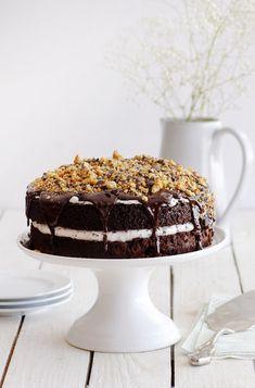 Chocolate Chips Layer cake