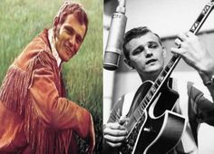 jerry reed and faron young gone fishing youtube pink
