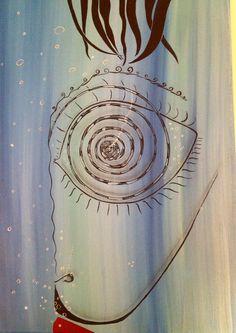 Salvador d under water By Vivianne b Friedberg