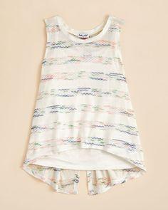 Splendid Girls' Fashion Stripe Tank - Sizes 7-14