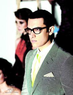 Four eyes. #Aamir #Bollywood