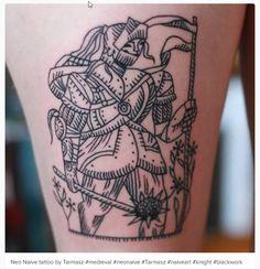 Neo Naive tattoo by Tarmasz