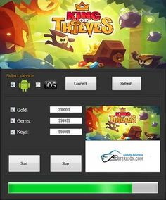 King of Thieves Hack Cheats http://abiterrion.com/king-of-thieves-hack/