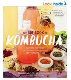 Learn how to make kombucha at home with this beginner's guide. Kombucha is a probiotic tea that has been fermented using a scoby. It is very easy to make.