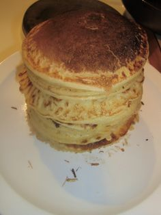 BIG PANCAKES April Fools Day, Dry Yeast, The Fool, Pancakes, Acting, Big, Breakfast, Food, Chef Recipes