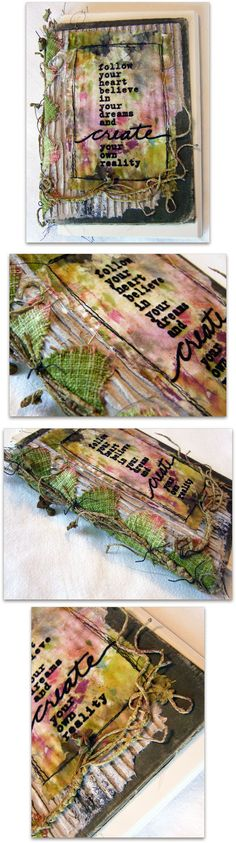 """""""Every Life Has a Story!"""" - {Roben-Marie Smith} - Prima Journal Project.../ like this quote / Smashbook"""