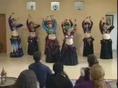 Fat Chance Belly Dance: Tribal Basics Vol 5 - Cues and Trans - YouTube