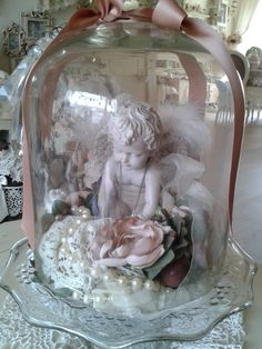 To Cloche your cherished things of curiosity is wonderful .