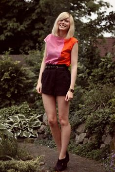 Great Colorblocking
