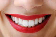 Teeth Whitening at home! Only with baking soda!