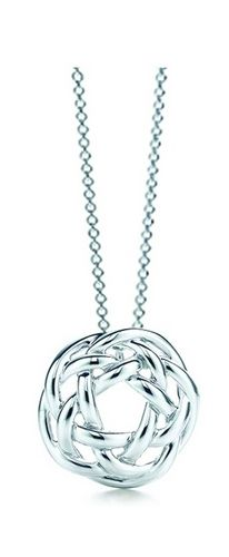 Tiffany Necklaces Jewelry Silver Spiral Ball Necklace This Tiffany Jewelry Product Features: Category:Tiffany & Co Necklaces Material: Sterling Silver Manufacturer: Tiffany And Co