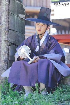 100 Days My Prince Behind the scenes Kyungsoo, Chanyeol, Kim Jongin, Kaisoo, Chanbaek, Korean Drama Movies, Korean Actors, Korean Dramas, Korean Celebrities