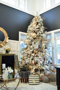 11 Magnolia Lane Holiday Open House - Stylehouse Interiors | 11 Magnolia Lane