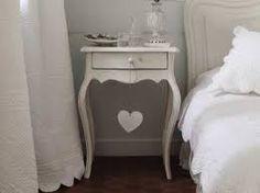 Camera da letto shabby shic - Camera da letto shabby chic tutta bianca