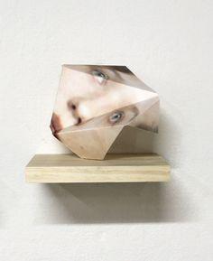 Joseph Parra - Oneself. Photography Projects, Artistic Photography, Portrait Photography, Photography Exhibition, Sculpture Art, Sculptures, Jennifer's Body, Identity Art, Photo Manipulation
