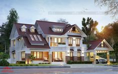 CREO HOMES have most experienced and professional interior designers and architects in Kochi(Cochin),Kerala. Our team of engineers and architects are highly talented and enthusiastic about building the perfect home for you at its best. Single Floor House Design, House Front Design, Indian Home Design, Kerala House Design, Village House Design, Bungalow House Design, House Plans Mansion, Indian House Plans, House Design Pictures